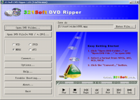 dvdXsoft-DVD-Ripper.xml 1.01 Screenshot